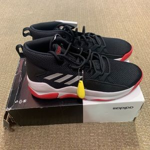New Adidas Streetfire High Tops Never Worn
